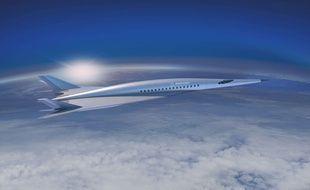 L'avion supersonique de Boeing ne devrait pas voir le jour avant vingt ou trente ans.