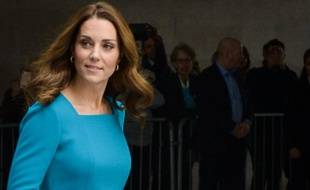 Kate Middleton, le 15 novembre, à Londres.