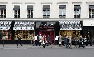 Le traiteur Fauchon a demandé le placement en redressement judiciaire de ses activités parisiennes, c'est-à-dire le siège social et les trois magasins parisiens situés place de la Madeleine.