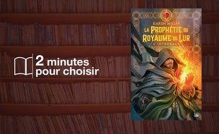 «La prophétie du royaume de Lur» par Karen Miller chez Bragelonne (883 p., 25€).