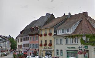Masevaux est dans le Top 5 des plus beaux centres-villes de France.