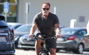 L'acteur et ancien gouverneur de Californie, Arnold Schwarzenegger