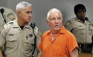 Roger Self, 62 ans, a été incarcéré pour meurtre.