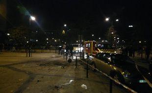 La police est intervenue dans le quartier des Aubiers, après une fusillade.