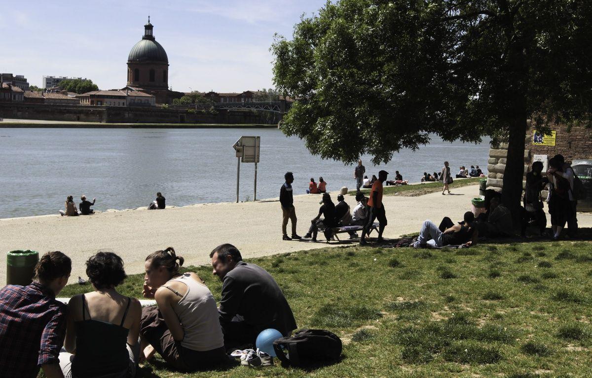 Toulouse troisi me printemps le plus chaud depuis 1947 for Beau village autour de toulouse