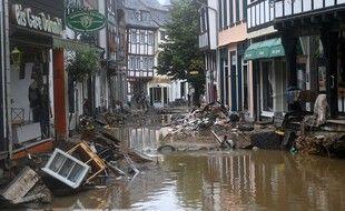 Les inondations ont fait au moins 103 morts en Allemagne.