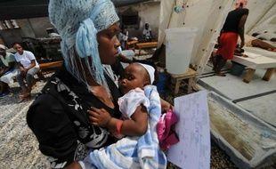 Le bilan des victimes de l'épidémie de choléra qui sévit en Haïti depuis la mi-octobre a dépassé les mille morts, avec un total de 1.034 décès, soit 117 de plus que le dernier bilan fourni dimanche, selon des chiffres publiés mardi par le ministère de la Santé.