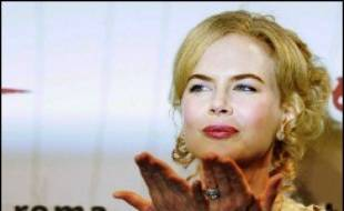 """L'actrice australienne Nicole Kidman a lancé vendredi le premier Festival de cinéma de Rome en présentant en avant-première mondiale """"Fur"""", un film à mi-chemin entre la biographie et la fiction, dans lequel elle interprète la photographe new-yorkaise Diane Arbus."""