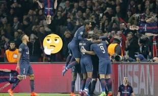 Montage du PSG avec Zlatan