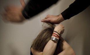 Un homme a été interpellé trois fois en une semaine pour violences conjugales à Vesoul. (Illustration)