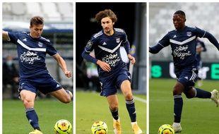 De Préville, Adli ou Bakwa vont sûrement avoir l'opportunité de se montrer avec la blessure de Ben Arfa.