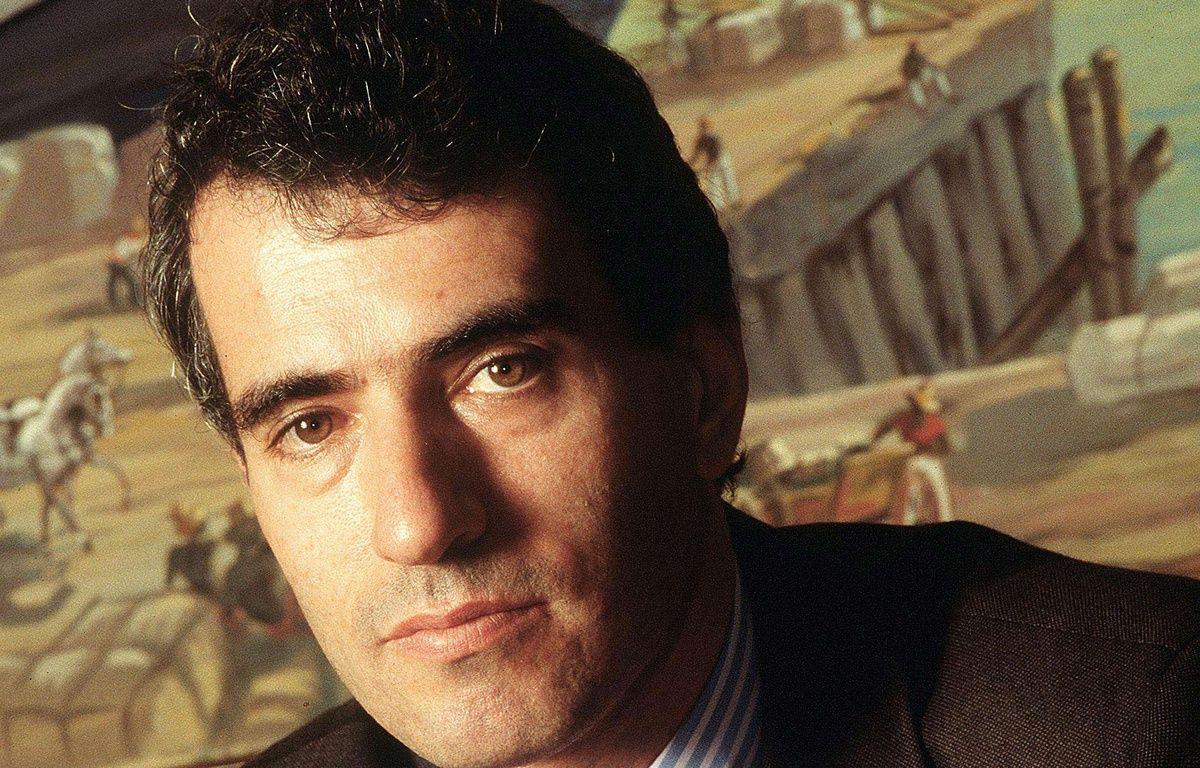 Le banquier français Edouard Stern. – DELESSARD/NECO/SIPA