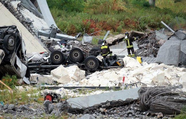 VIDEO. Les infos immanquables du jour : Viaduc effondré à Gênes, attaque à Westminster et sauvetage de licorne