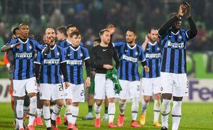 L'Inter fait un don pour lutter contre le coronavirus.