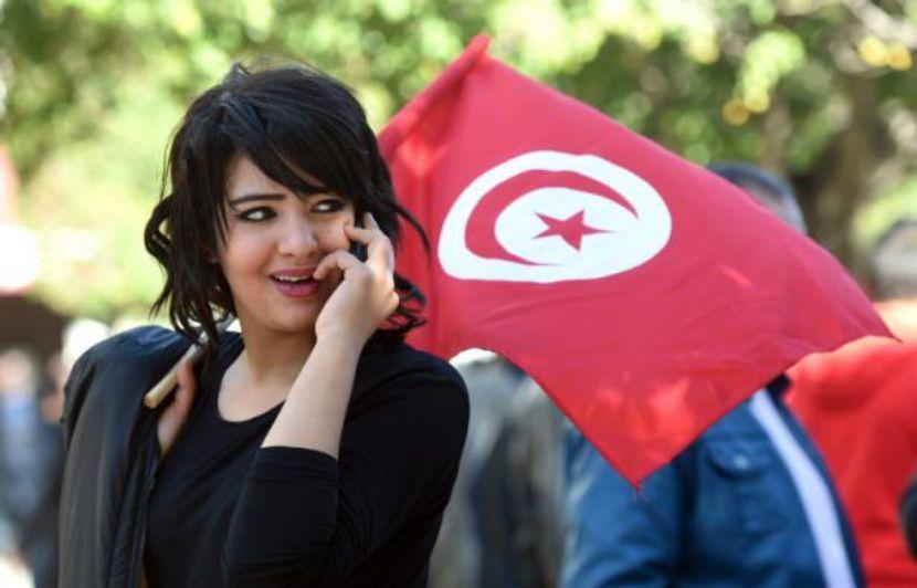 Femeile tunisiene