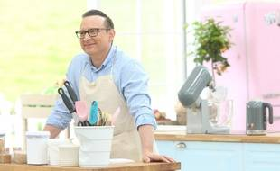 Jean-Marc Généreux dans «Le Meilleur pâtissier - spécial célébrités».
