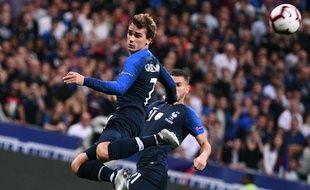 Griezmann ramène les Bleus à 1-1 face à l'Allemagne