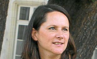 Johanna Rolland, l'un des candidats pressentis à la tête de la liste PS.