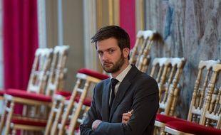 Christophe Pierrel, le nouveau président de SBA.