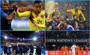 Saurez-vous reconnaître ces moments de l'équipe de France ? (niveau facile)