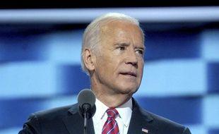 L'ancien vice-président démocrate Joe Biden a annoncé sa candidature à la Maison Blanche le 25 avril 2019.