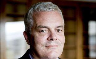 Christophe Tzourio, neurologue et épidémiologiste à l'université de Bordeaux et investigateur principal de i-Share.