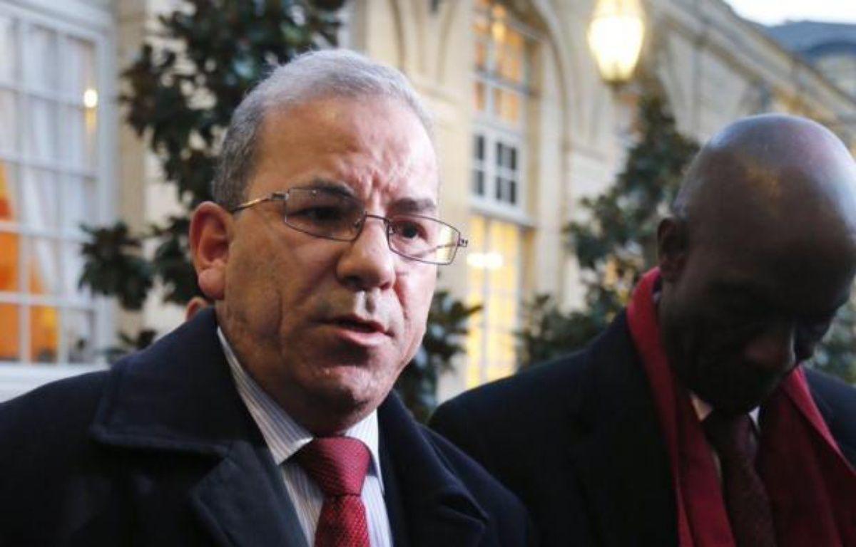 """Le Conseil français du culte musulman (CFCM) a adopté samedi une réforme de ses statuts qui ramène dans l'instance """"toutes les composantes de l'islam de France"""", a déclaré à l'AFP un de ses responsables, Abdallah Zekri. – Pierre Verdy AFP"""