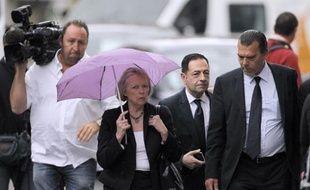"""La France reste """"pleinement engagée"""" aux côtés de Florence Cassez, condamnée au Mexique à 60 ans de prison pour enlèvements, ce qu'elle nie, et souhaite que la jeune femme """"bénéficie d'un traitement judiciaire juste et équitable"""""""