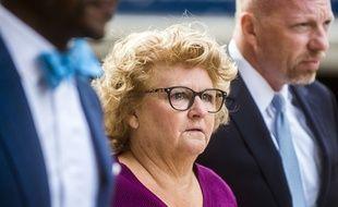 Katie Klages,  ancienne coach de l'équipe féminine de gymnastique de l'université d'Etat du Michigan, aurait fermé les yeux sur les pratiques d'abus sexuels du médecin Larry Nassar.