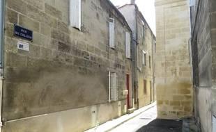 C'est dans la rue du Cellier que l'efficacité de la peinture va être testée prochainement par la Ville.