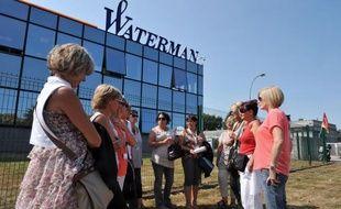 Le site Waterman de Nantes