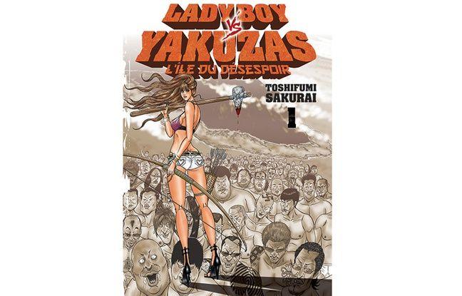 «Ladyboy vs Yakuzas», de Toshifumi Sakurai