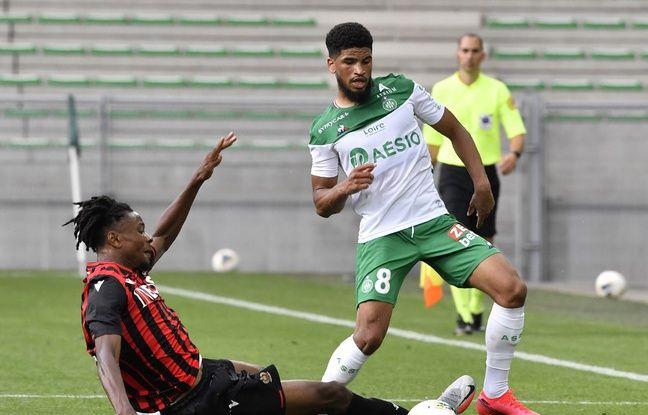 Coupe de France : A moins d'une semaine de la finale, Saint-Etienne cale contre Anderlecht à deux reprises