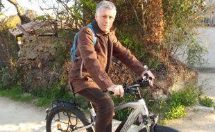 Philippe Buffard, président du collectif « Vélo en ville »