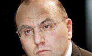 Le député PS de l'Essonne, Julien Dray.