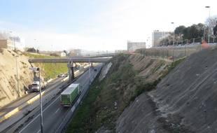 Marseille, le 11 janvier 2015, les travaux de la L2 vont entrainer de grosses perturbations.