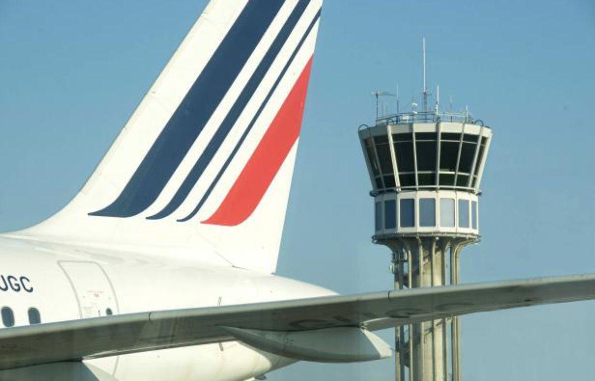 Air France aéroport Saint Exupéry à Lyon, image d'illustration – JAUBERT/SIPA