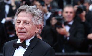 Roman Polanski à Cannesen mai 2014