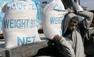 Image d'illustration de l'agence de l'ONU d'aide aux réfugiés palestiniens (UNRWA).