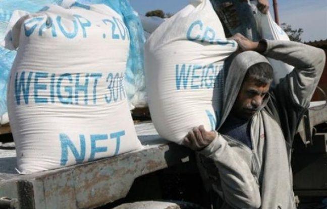 nouvel ordre mondial | Les habitants des Territoires palestiniens doivent s'organiser après l'annonce du gel de l'aide américaine