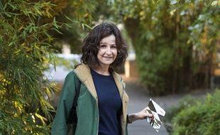 L'actrice Valérie Lemercier