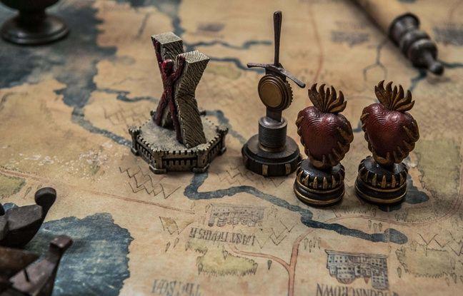 La géographie de Game of Thrones
