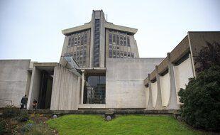Le Tribunal de Grande Instance de Créteil.