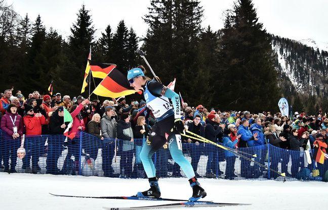 Biathlon : Après Fourcade, Julia Simon remporte aussi la dernière course de la saison