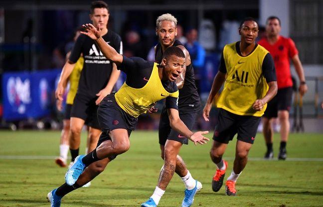 PSG: «Dans le jeu, ça devient un vrai tueur», Abdou Diallo bluffé par le talent de finisseur de Kylian Mbappé