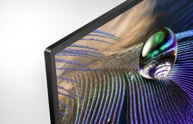 Les téléviseurs OLED Sony A80J et X90J seront les premiers à intégrer la nouvelle plateforme Google TV.