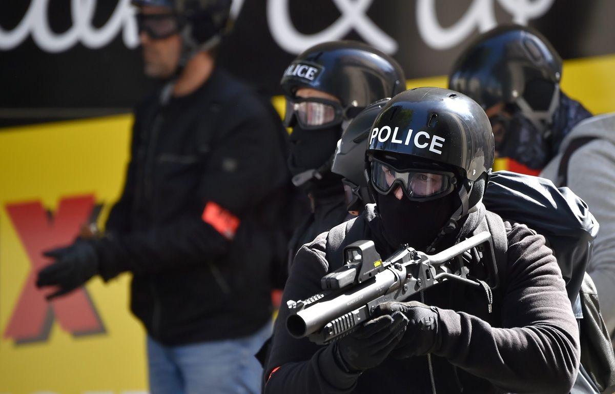 Manifestation le 3 mai à Nantes – L. Venance/ AFP