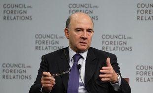 Le ministre de l'Economie et des Finances, Pierre Moscovici, a assuré lundi qu'aucune décision n'avait été prise concernant l'éventuelle prolongation de 10 ans de la durée de vie des centrales nucléaires françaises.