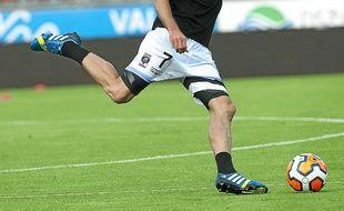 Le FC Istres est le 10e club dans la carrière de Jérôme Leroy, 39 ans.