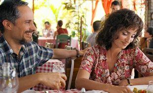 Gael Garcia Bernal et Penelope Cruz dans Cuban Network d'Olivier Assayas